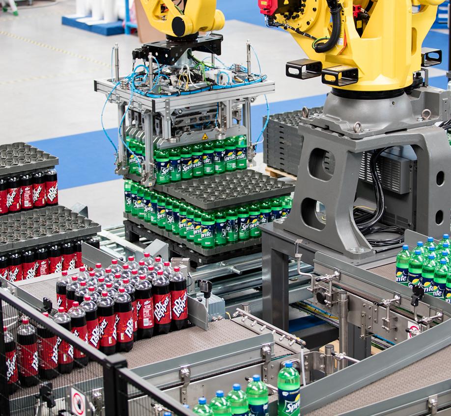 Robot multifunzIone